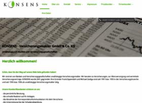 Konsens-web.de thumbnail
