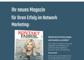 Kontaktfabrik.de thumbnail