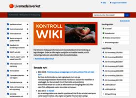 Kontrollwiki.livsmedelsverket.se thumbnail