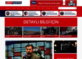 Konyagazetesi.com.tr thumbnail