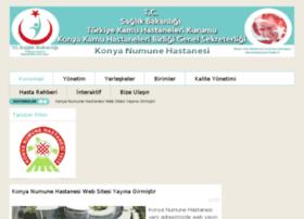 Konyanumune.gov.tr thumbnail