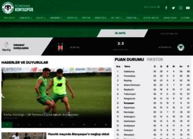 Konyaspor.org.tr thumbnail