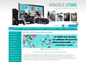 Konzole-store.cz thumbnail