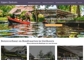 Koppers-giethoorn.nl thumbnail