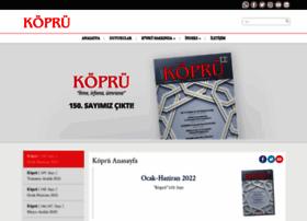 Koprudergisi.com.tr thumbnail