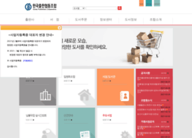 Koreabook.or.kr thumbnail