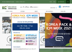 Koreachem.org thumbnail