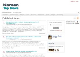 Koreantopnews.com thumbnail