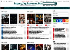 Koreanz.info thumbnail