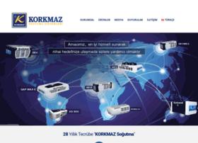 Korkmazsogutma.com.tr thumbnail