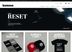 Korova.com.br thumbnail