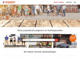 Kortingscop.nl thumbnail