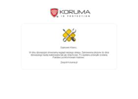 Koruma.redcart.pl thumbnail