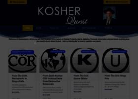 Kosherquest.org thumbnail