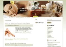 Kosmetik-wellness24.de thumbnail
