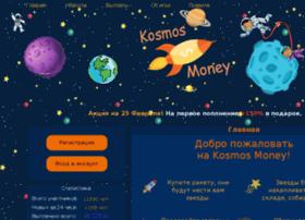 Kosmos-money.org thumbnail