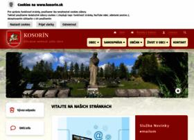 Kosorin.sk thumbnail