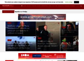 Kosovapress.com thumbnail
