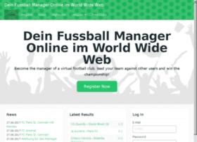 Kostenloser-fussballmanager.eu thumbnail