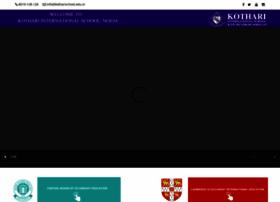 Kotharischool.edu.in thumbnail