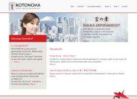 Kotonoha.pl thumbnail
