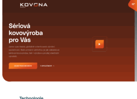 Kovona-system.cz thumbnail