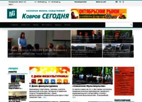 Kovrovsegodnya.ru thumbnail