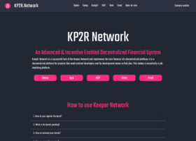 Kp2r.network thumbnail