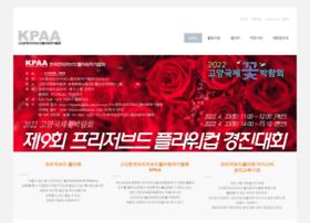 Kpaakorea.org thumbnail
