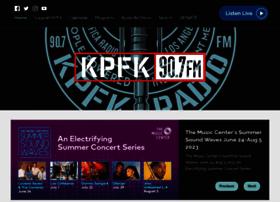 Kpfk.org thumbnail