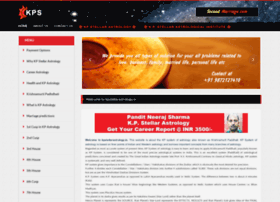 Kpstellarastrology.in thumbnail