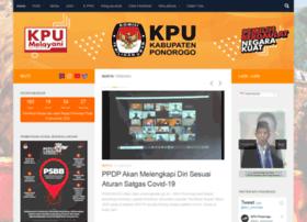 Kpu-ponorogokab.go.id thumbnail