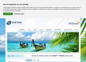 Kraft-travel-muenchen.de thumbnail