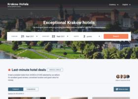 Krakowhotels.net thumbnail
