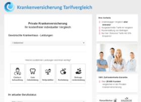 Krankenkasse-billiger.net thumbnail