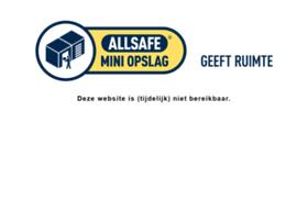 Krasactie.allsafe.nl thumbnail