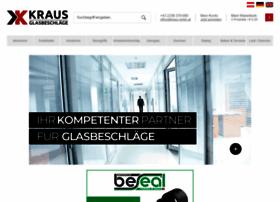 Kraus-gmbh.at thumbnail