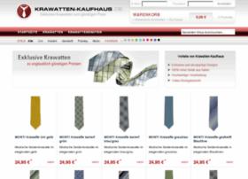 Krawatten-kaufhaus.de thumbnail