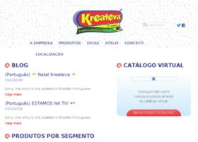 Kreateva.com.br thumbnail