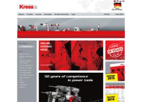 Kress-tools.lv thumbnail