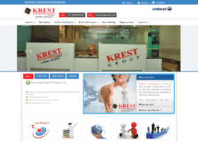 Kresttechnology.com thumbnail