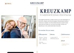 Kreuzkamp-juwelier.de thumbnail