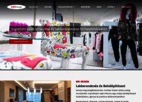 Kri-design.hu thumbnail