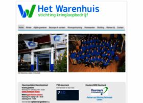 Kringloopwarenhuis.nl thumbnail