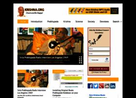Krishna.org thumbnail