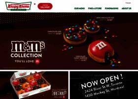 Krispykreme.ca thumbnail