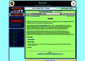 Kritik.web.id thumbnail