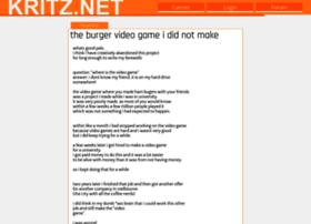 Kritz.net thumbnail