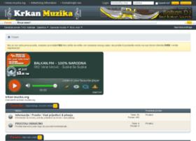 Krkanmuzika.org thumbnail