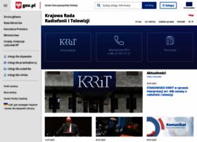 Krrit.gov.pl thumbnail